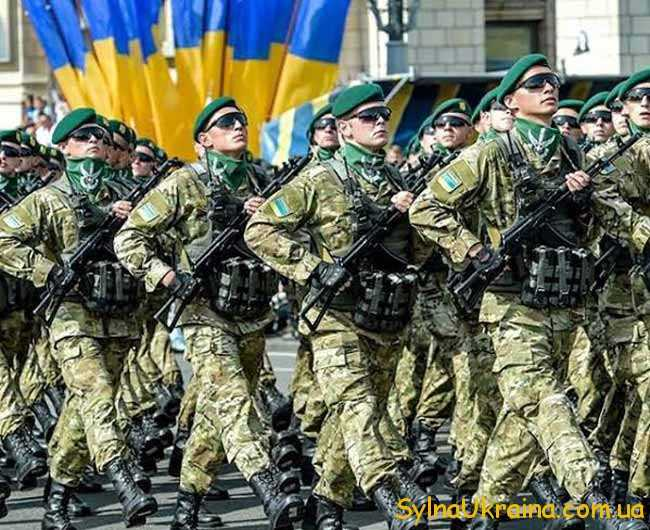 6 грудня  буде Днем Збройних Сил України