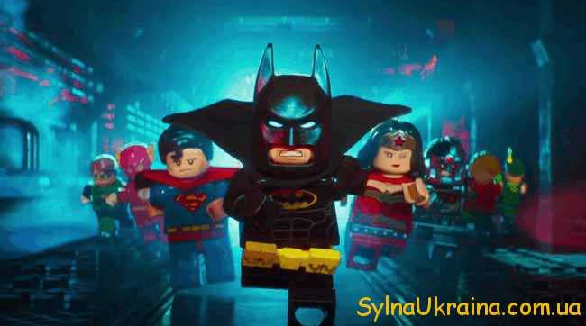 «Лего Фільм: Бетмен»