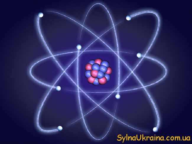 про ядерні моделі атому