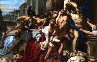 день пам'яті невинно вбитих немовлят у Віфлеємі
