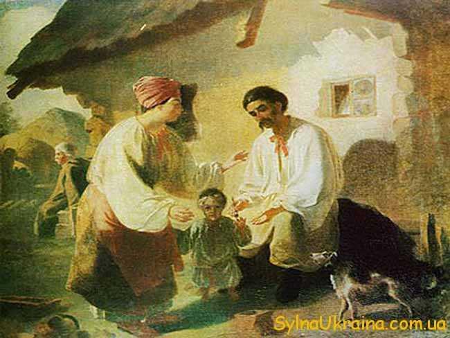 картина Тараса Шевченка