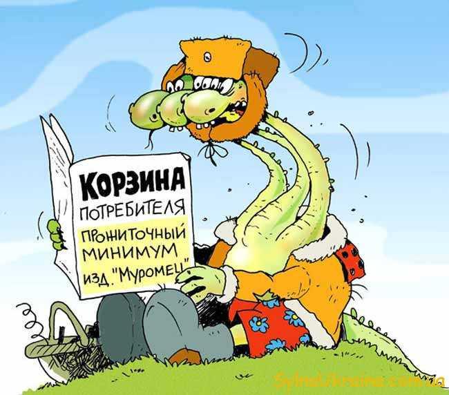 Розмір ПМ для українців на 2018-й рік