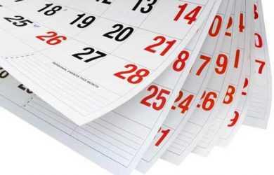 календар державних свят на 2019 рік