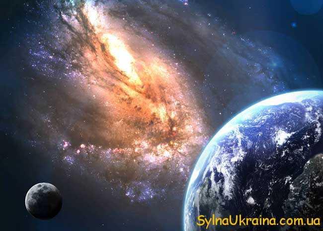 Місяць має вплив на Землю
