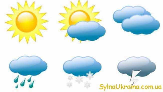погодні умови не перестають дивувати