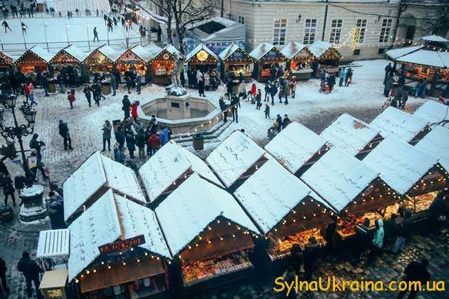 Погода на грудень 2019 року у Львові