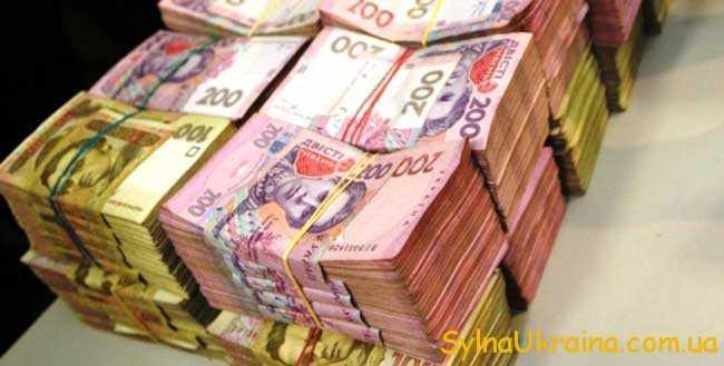 Середня заробітна плата громадян України?