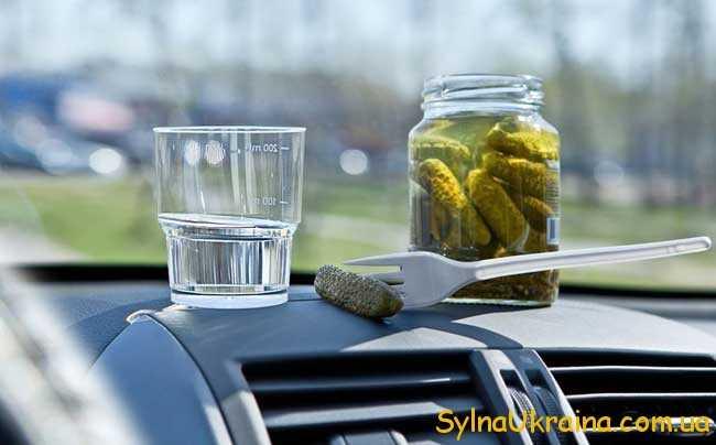 Керування автомобілем у стані алкогольного сп'яніння