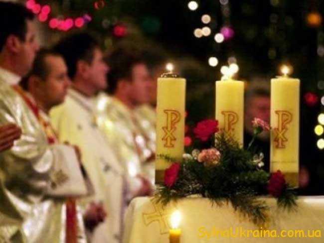 25 грудня-католицьке Різдво