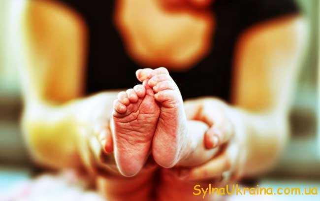 Грошові виплати при народженні малюка