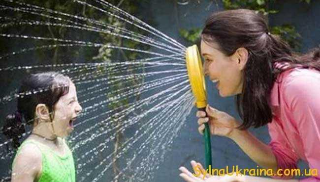 Приймайте контрастний душ