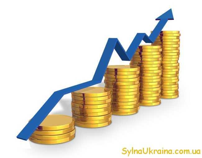 На фоні поступового зростання мінімальної заробітної плати
