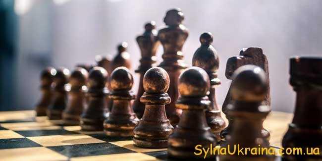 вид спорту, як шахи