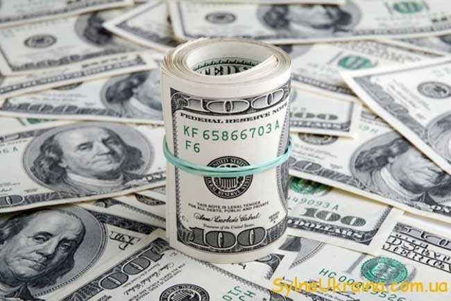 ріст вартості долара в 2014-му році