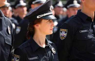 Як розрахувати зарплату поліції?