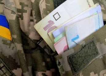 підвищення окладів військовим в Україні