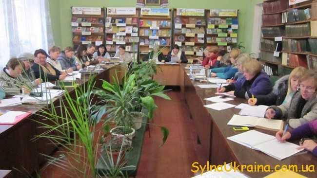 Планування роботи сільської бібліотеки