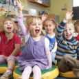 багато дитячих закладів