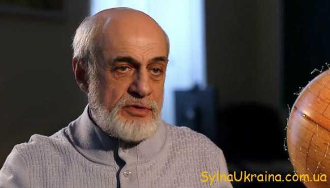 Що пророкує Україні Михайло Левін
