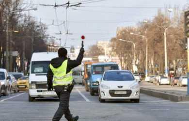 порушення ПДР України