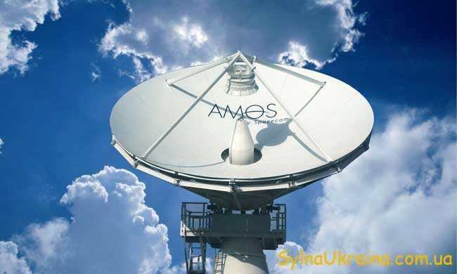 супутник AMOS