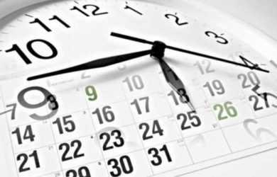 Робочий календар на 2020 рік для України