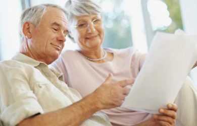 Пенсійний вік чоловіків і жінок